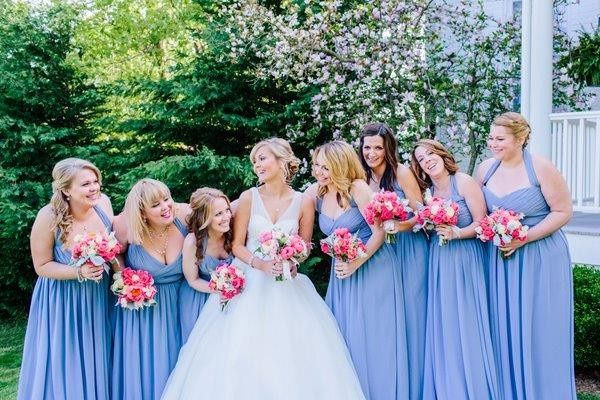 800x800 1389267259326 southern wedding periwinkle bridesmaid dresse