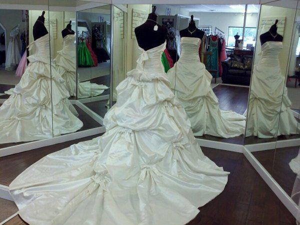 San Patrick Gown