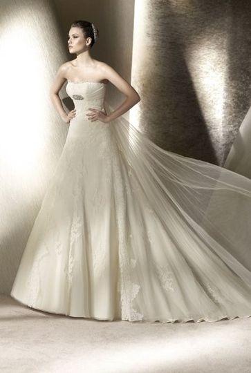 weddingdresssanpatrickspring2012bridalgownsriazafrontfull