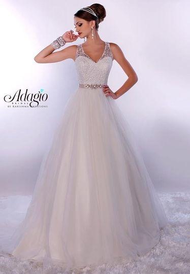 Glass Slipper Bridal Formals
