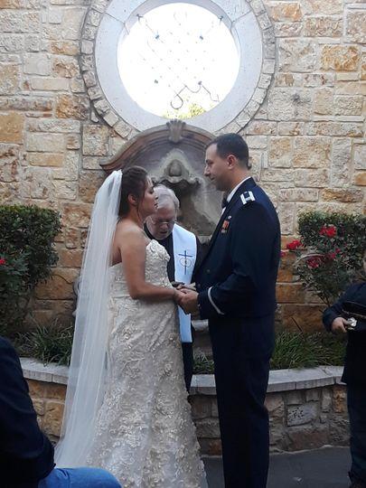 Little Italy Outdoor Wedding