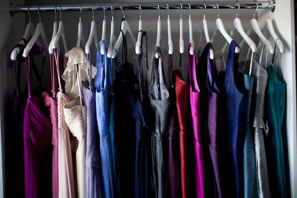 Selection of dresses
