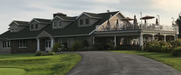 Exterior view of the Elkview Country Club
