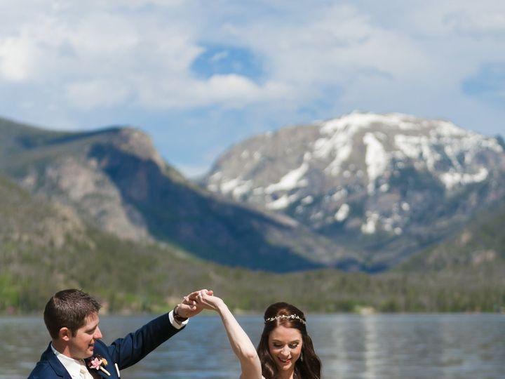 Tmx 1534524375 15754db4956b26dd 1534524369 8d3031d0021f151c 1534524365302 8 2017June8 RockyMou Grand Lake, CO wedding venue