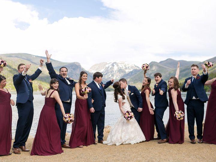 Tmx 1534524376 2cd4c9c4fe13afb8 1534524370 70180e536de81f84 1534524365296 6 2017June8 RockyMou Grand Lake, CO wedding venue