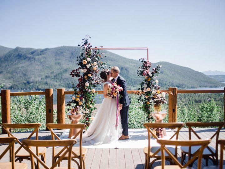 Tmx Rmb Photo Deck Ceremony 51 617456 1567719694 Grand Lake, CO wedding venue