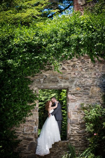 The bride and groom | Fuller Photography