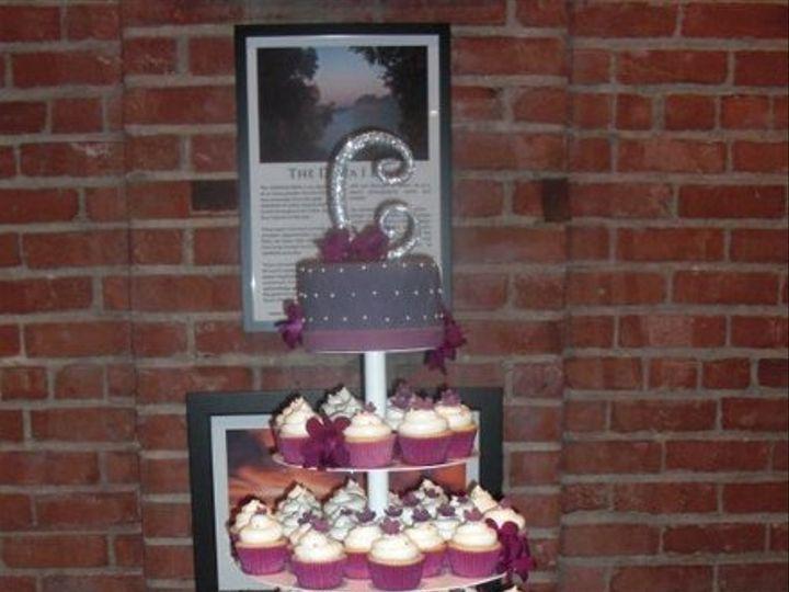Tmx 1288217739734 Weddingcupcakes Vacaville wedding cake