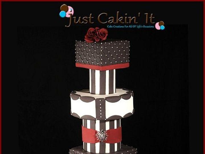 Tmx 1300206506712 Lovewedding Vacaville wedding cake