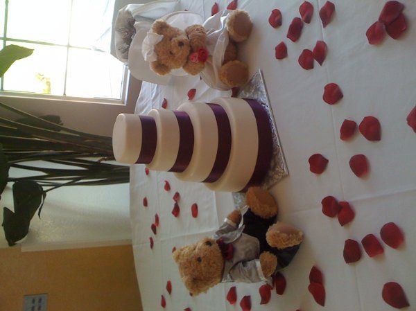Tmx 1300206583493 Plumwedding Vacaville wedding cake
