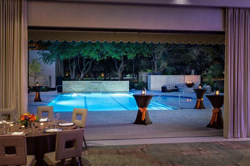 Venue pool