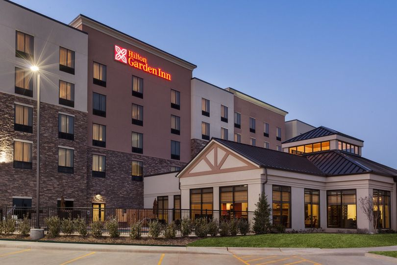 Hilton Garden Inn Denison Sherman At Texoma Event Center Venue Denison Tx Weddingwire