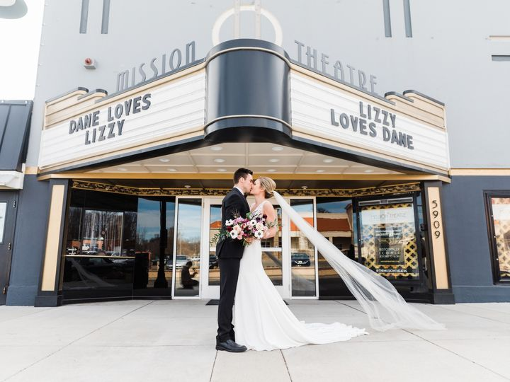 Tmx Mission Theatre Styled Shoot Marissa Cribbs Photography 67 51 941556 1559581014 Mission, KS wedding venue