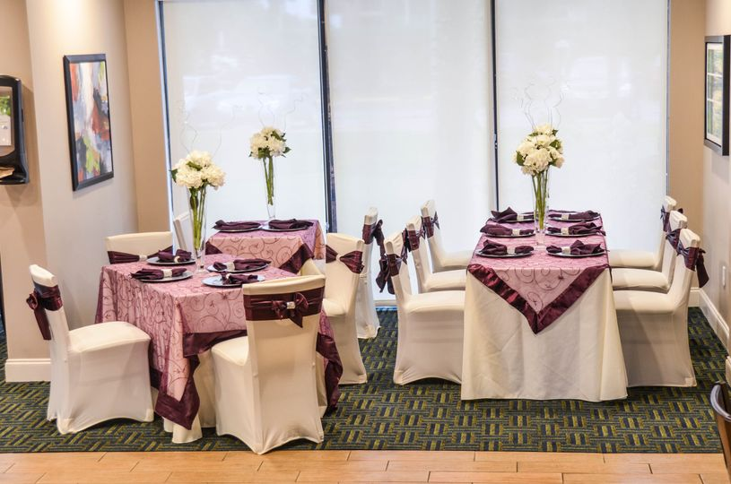 Hibiscus Room Reception