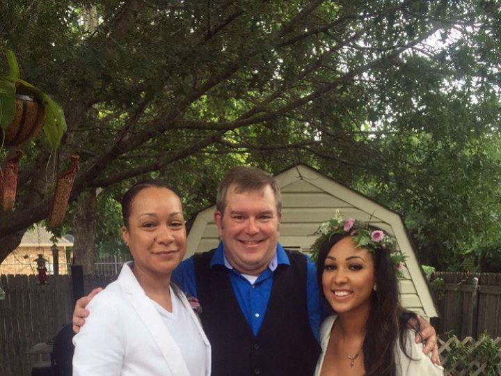 Tmx 1467395754114 Savedimage20160625162847 Arlington, TX wedding officiant