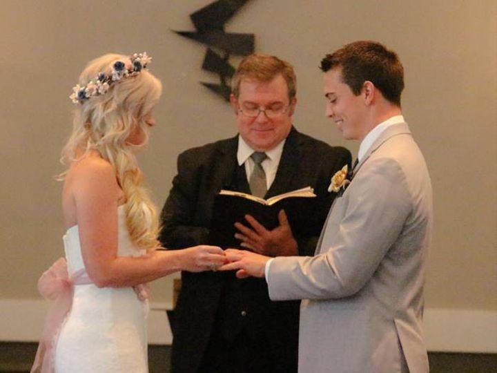 Tmx 1474308241573 Pearson 1 Arlington, TX wedding officiant