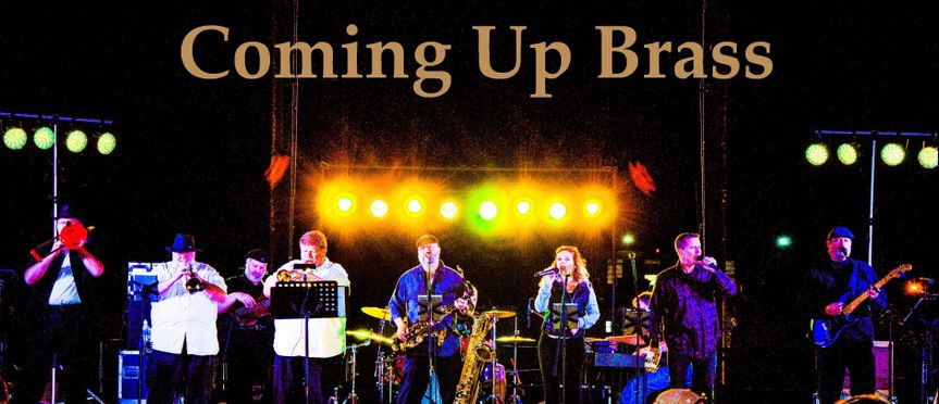 Coming Up Brass photo