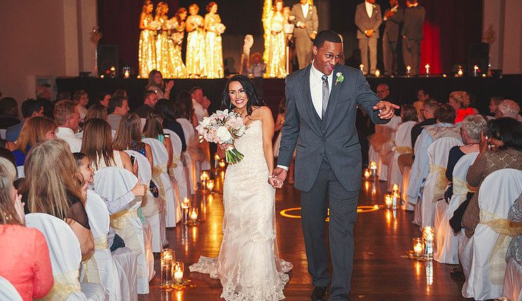 We offer a beautiful ceremony option, that includes extra event time, a rehearsal and the...