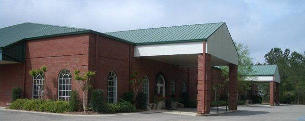 Outlook view of Dothan Conference Center
