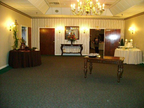 Inside of Dothan Conference Center