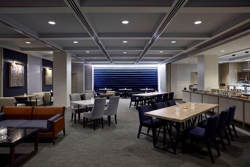 Privatedining/hospitality room