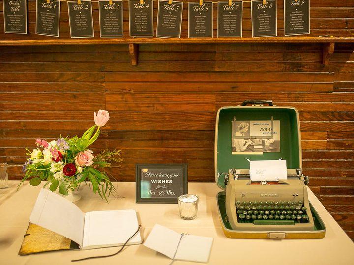Tmx 1537906197 8e1a86d8b6d77b8f 1537906196 15237ceb54f4e9e0 1537906196528 10 Vintage.typewrite Whitehouse Station, New Jersey wedding florist