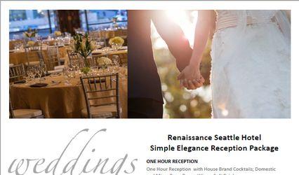 Renaissance Seattle Hotel 1