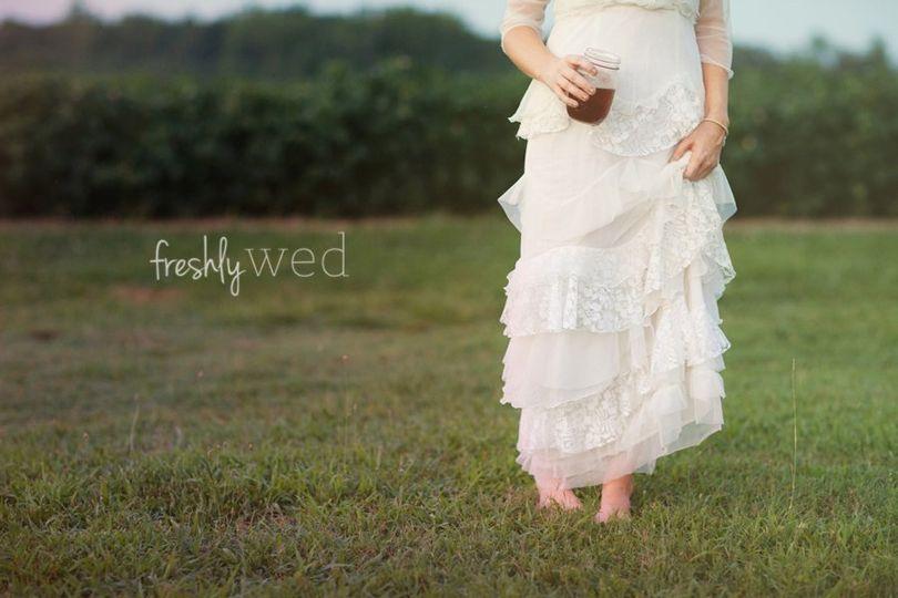 Freshly Wed