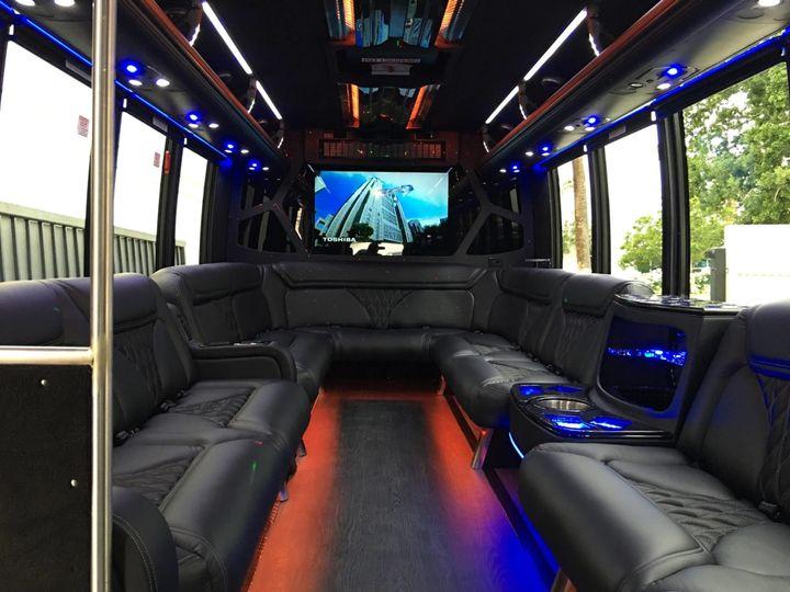 ce57f7a51ff6c538 Limo Bus interior rear