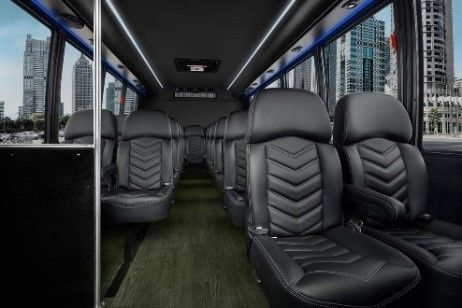 Tmx 23 Pax Interior Back 51 149556 158221641078369 Port Chester, New York wedding transportation