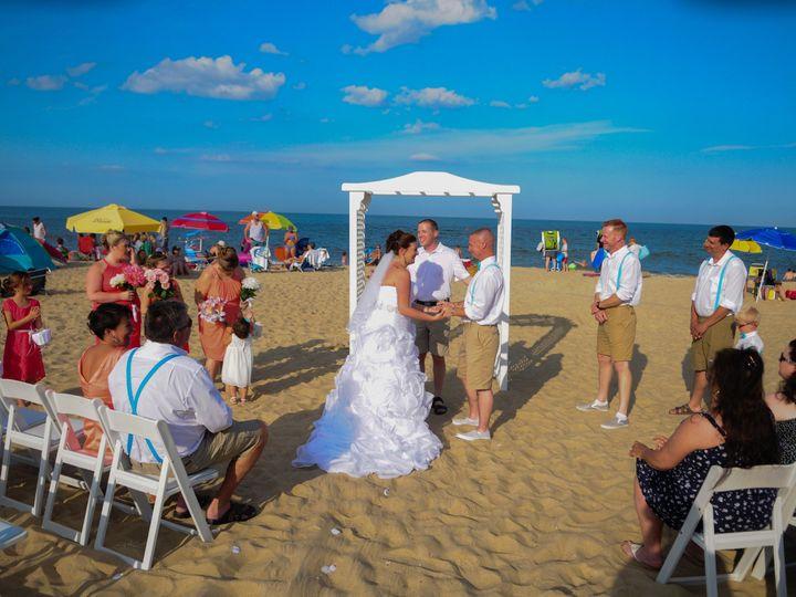 Tmx 1490977538886 0593 Burton 7.15.16 Rehoboth Beach, Delaware wedding officiant