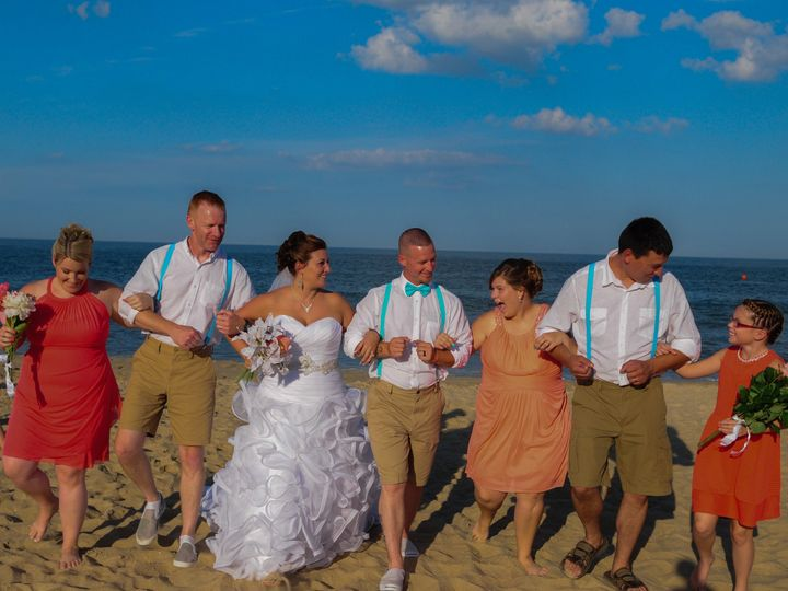 Tmx 1490978786086 0667 Burton 7.15.16 Rehoboth Beach, Delaware wedding officiant