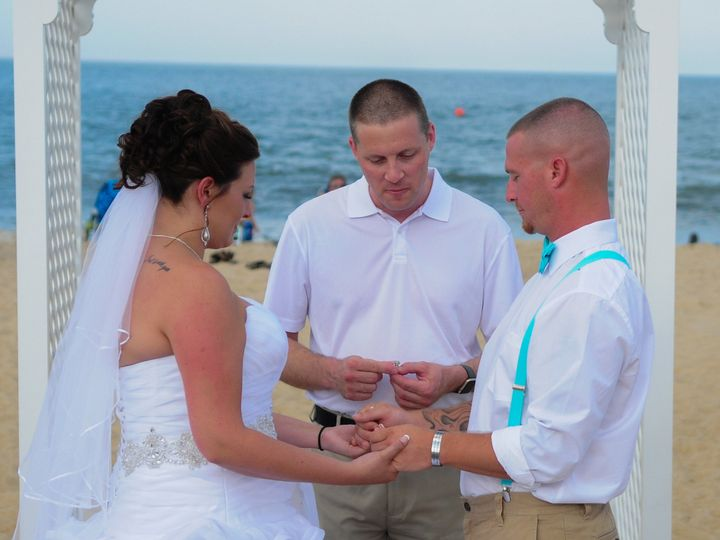 Tmx 1504283654117 004 Rehoboth Beach, Delaware wedding officiant