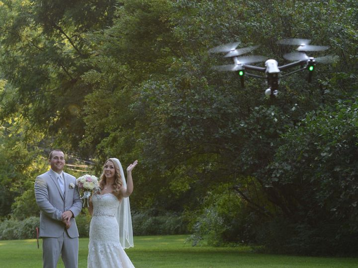 Tmx 1442544072356 Drone 2 East Hartford, CT wedding videography