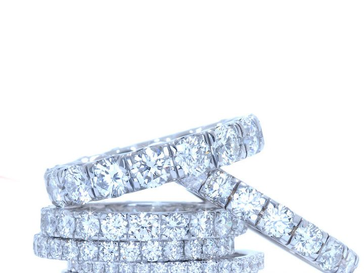 Tmx 1521581746 0772763201e38a3c 1521581745 6a1e8e9cf335bb0d 1521581745670 16 Eternity Diamond  Atlanta, GA wedding jewelry