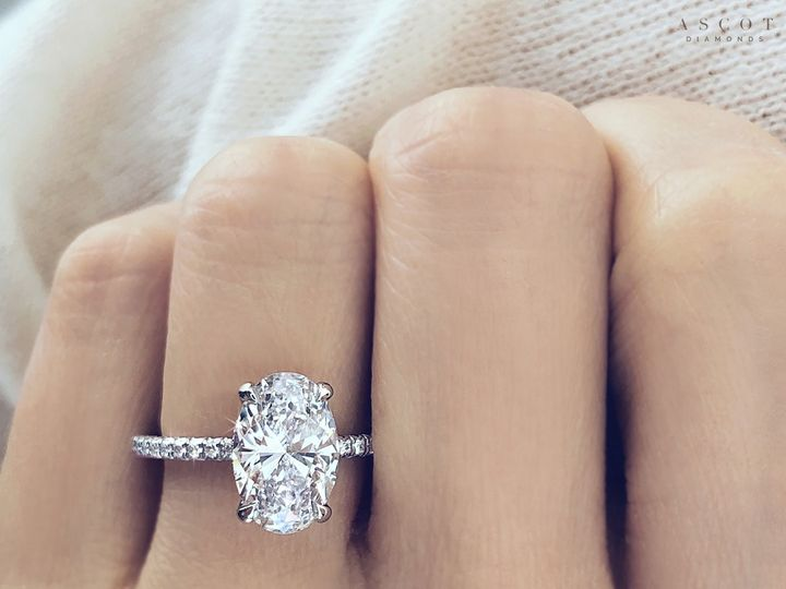Tmx 2 Oval Cut Diamond Solitaire Engagement Ring By Ascot Diamonds 51 71656 1559323216 Atlanta, GA wedding jewelry