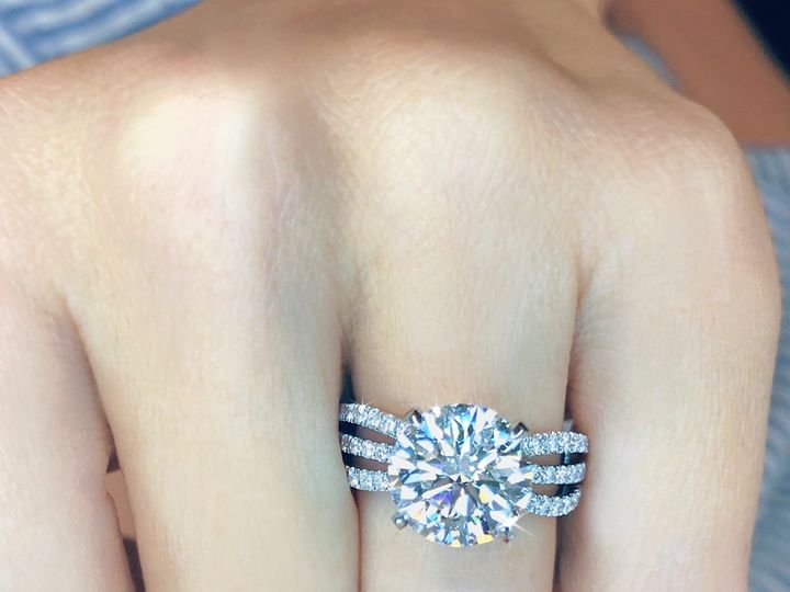 Tmx 3 Carat Round Cut Diamond Ring Custom Ring Designed By Ascot Diamonds 51 71656 1559590982 Atlanta, GA wedding jewelry