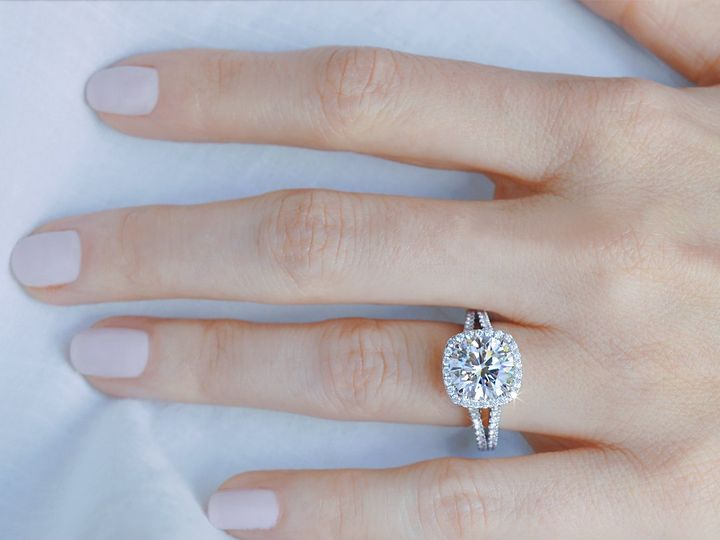 Tmx Cushion Halo Diamond Engagement Ring By Ascot Diamonds In Atlanta 51 71656 Atlanta, GA wedding jewelry