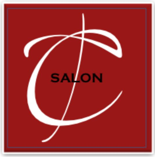capture salon brand log