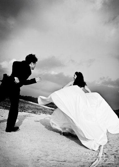 14marcia campbell wedding photo