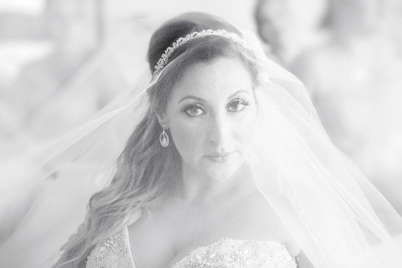 bridal portrait at kahala hotel