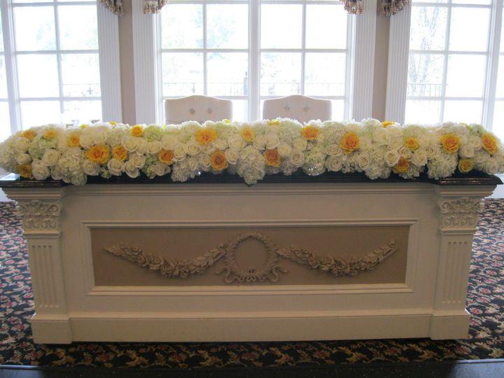 Bridal Table Design @ Falkirk Estate