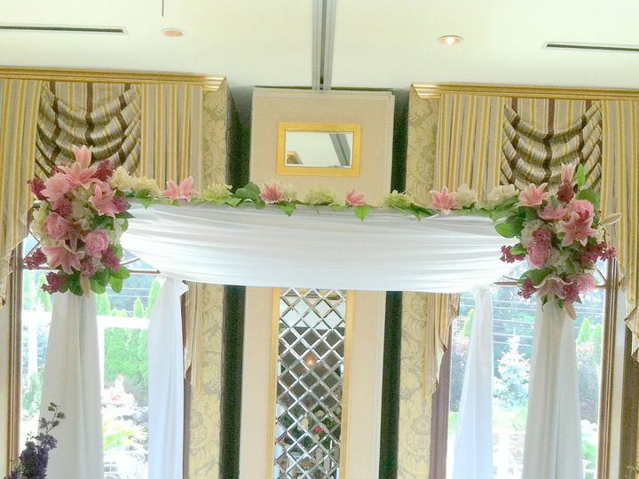 Tmx 1445875326088 Chuppah Inside Patriot Hills Highland Mills wedding florist