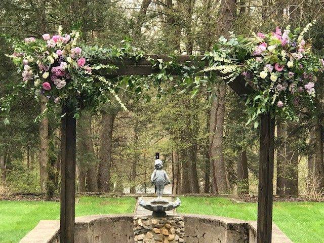 Tmx Arrow Park Arch 2 51 32656 157844640456740 Highland Mills wedding florist