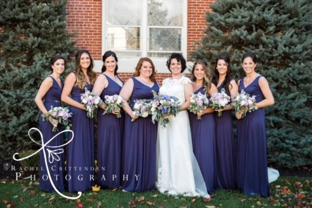 Tmx Bridal Party 51 32656 157844547021180 Highland Mills wedding florist