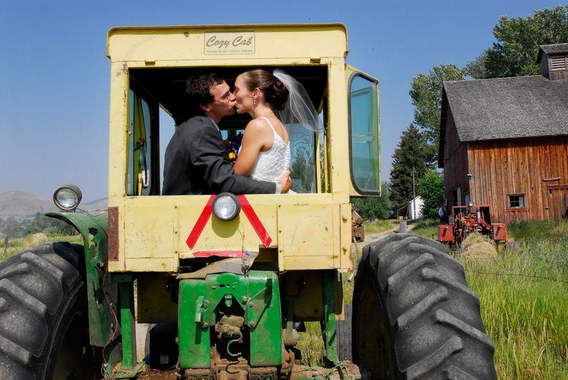 Weddings on the family farm