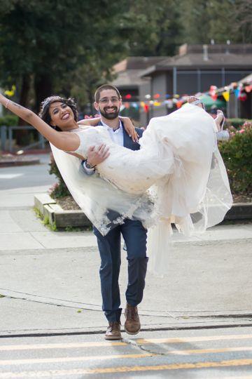 San Mateo Gardens Wedding