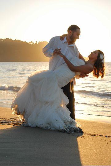 San Francisco Baker Beach Wedding Photographer