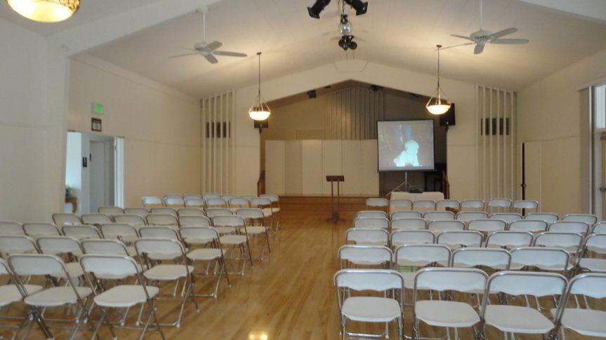 Indoor venue