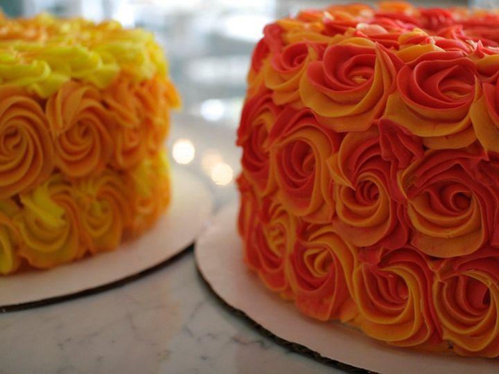 Tmx 1357782669446 MG2470 Ridgefield wedding cake